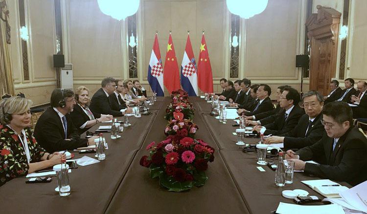 Croatia to host 16 + 1 initiative summit next year