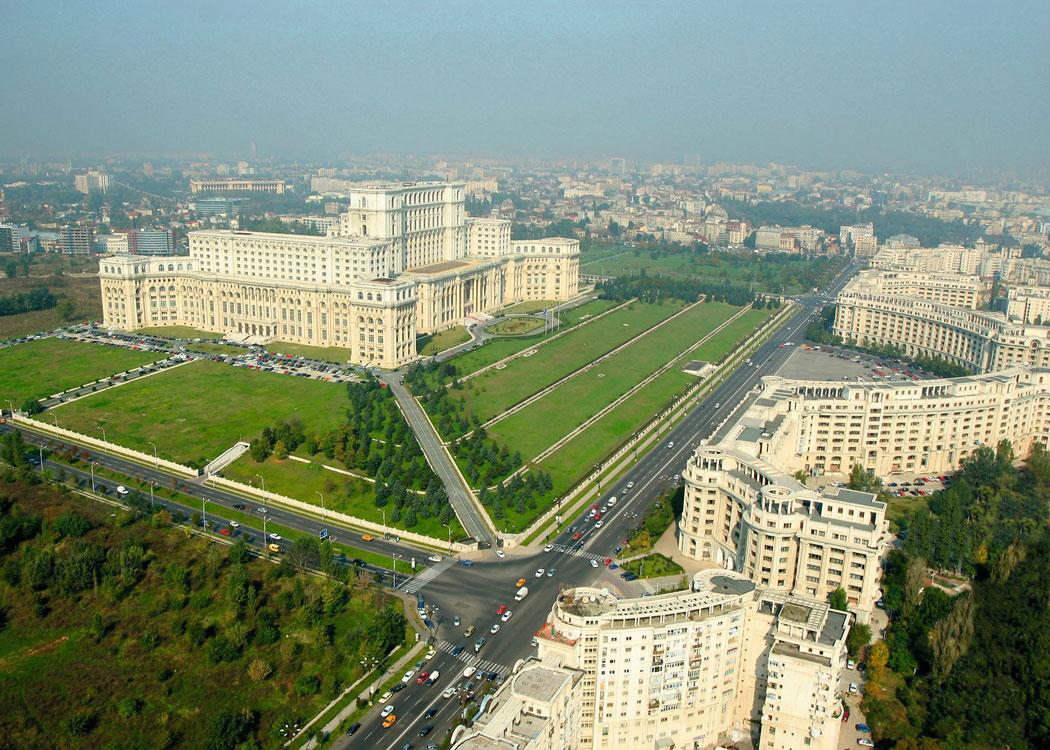 Romania, Palatul Parlamentului